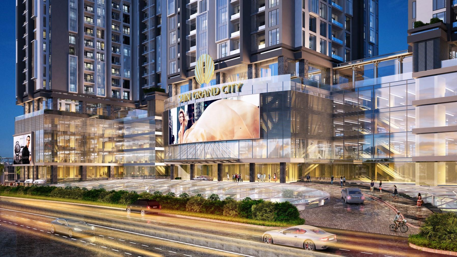 Khai trương trung tâm thương mại Sun Plaza đầu tiên tại Hà Nội - Ảnh 2.