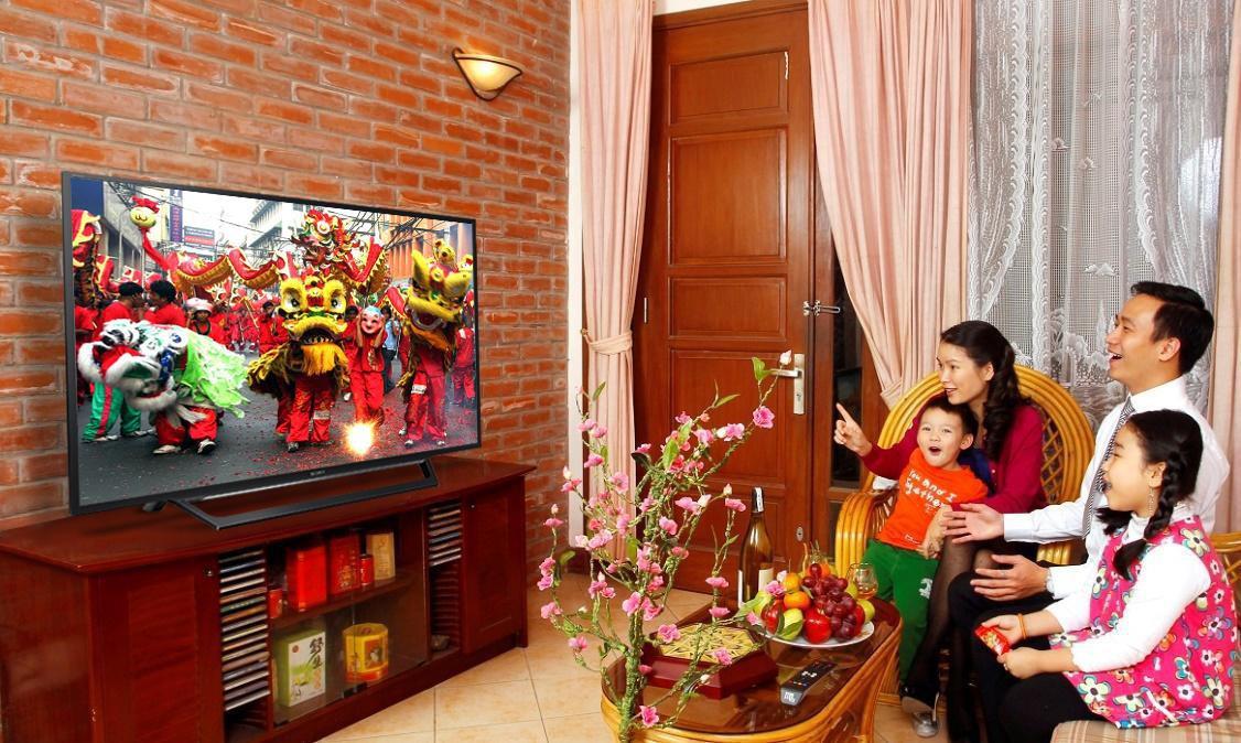 Cả thế giới giải trí bỗng chốc thu bé lại trong chiếc Sony Android TV - Ảnh 1.