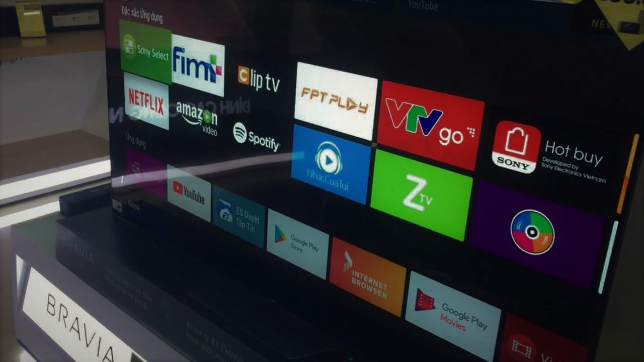 Cả thế giới giải trí bỗng chốc thu bé lại trong chiếc Sony Android TV - Ảnh 2.