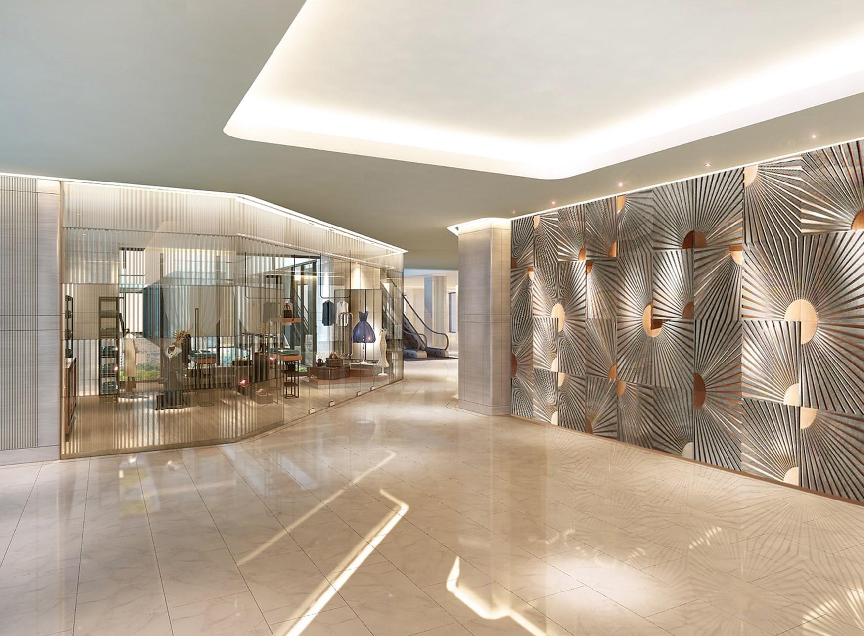 Khai trương trung tâm thương mại Sun Plaza đầu tiên tại Hà Nội - Ảnh 3.