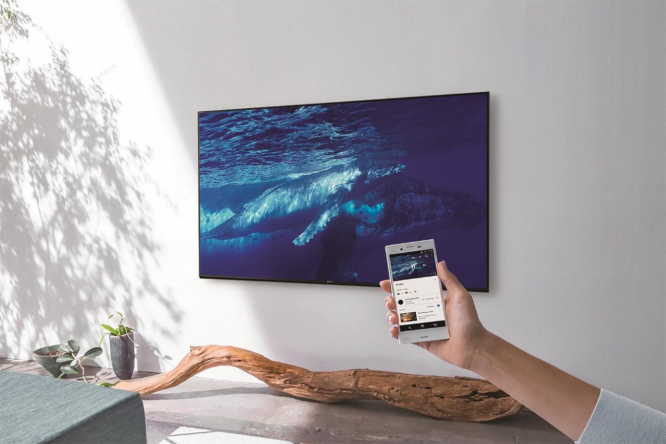 Cả thế giới giải trí bỗng chốc thu bé lại trong chiếc Sony Android TV - Ảnh 4.