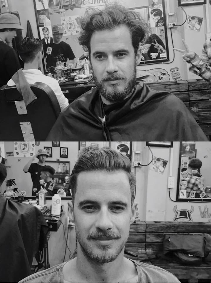 """Ky Lee Barber shop – Tiệm cắt tóc """"cực chất"""" dành cho các quý ông - Ảnh 7."""