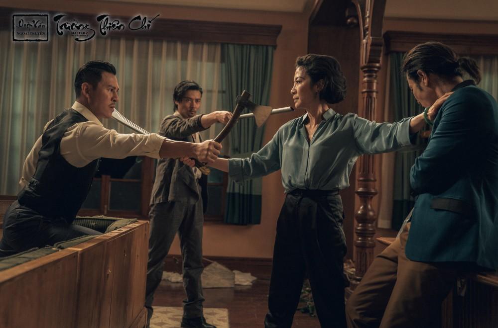 Ba cụm từ dành cho đối thủ đáng gờm của Diệp Vấn - Trương Thiên Chí - Ảnh 7.
