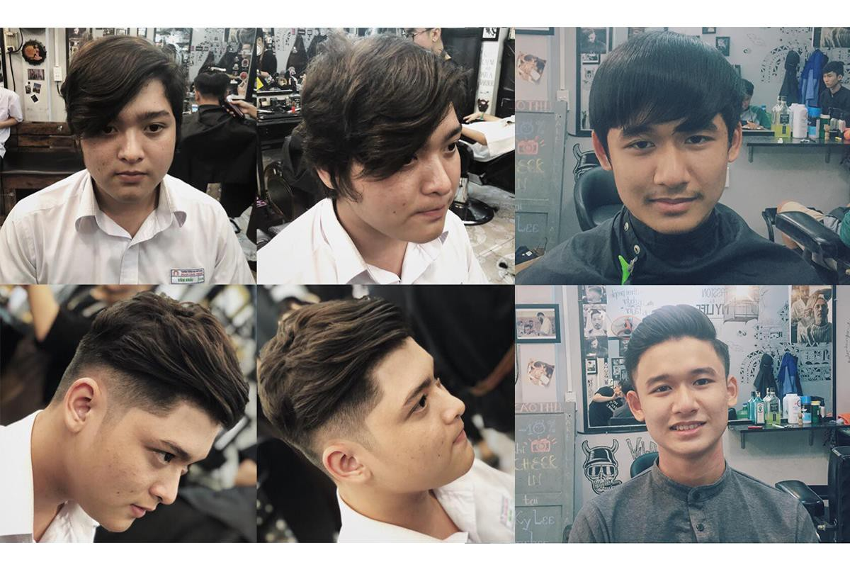 """Ky Lee Barber shop – Tiệm cắt tóc """"cực chất"""" dành cho các quý ông - Ảnh 8."""