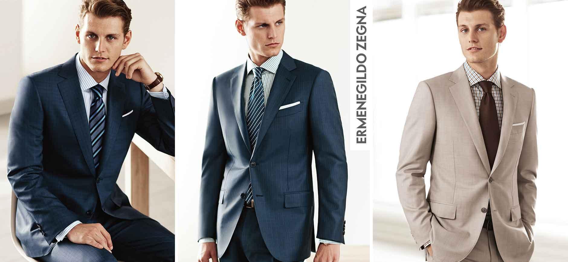 Muốn bảnh bao lịch lãm, bạn sẽ cần nhớ mặt thuộc tên 3 thương hiệu vest hàng đầu này - Ảnh 2.
