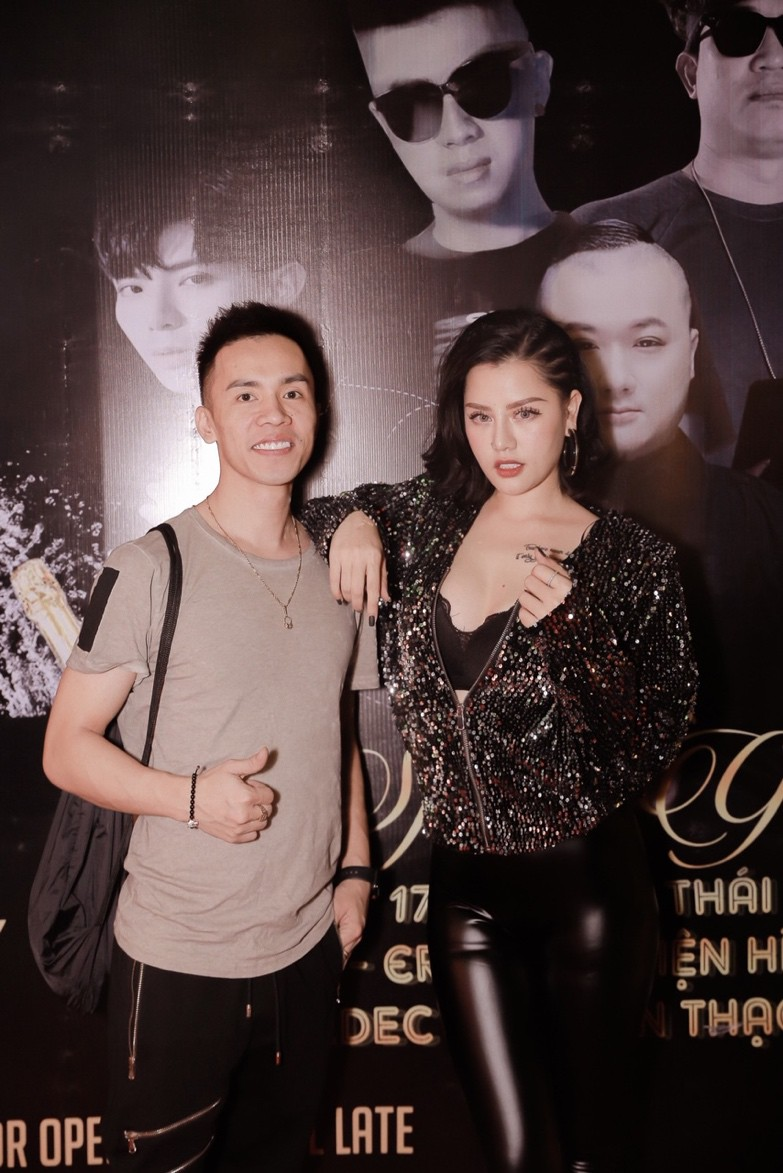 Bước đột phá mới trong âm nhạc của ca sĩ Nguyễn Thạc Bảo Ngọc cùng các DJ - Ảnh 11.