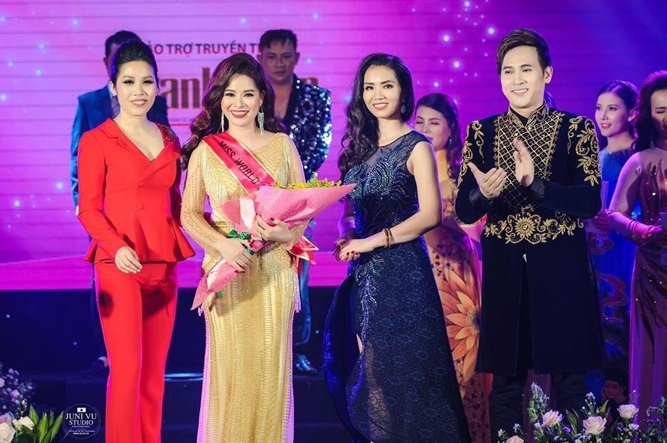 Top 10 Miss World Business 2019 gọi tên nữ doanh nhân trẻ Hoàng Thị Mỹ Phương - Ảnh 3.