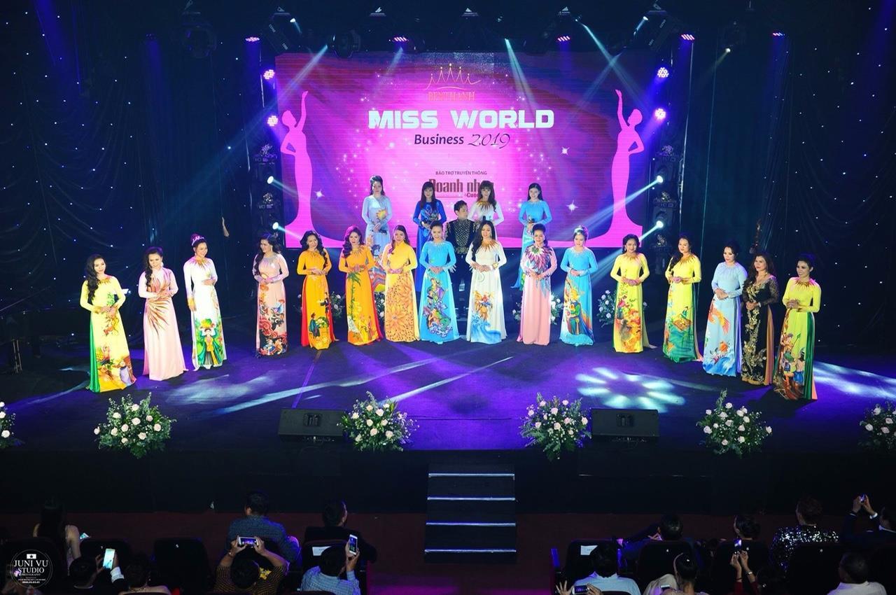 Top 10 Miss World Business 2019 gọi tên nữ doanh nhân trẻ Hoàng Thị Mỹ Phương - Ảnh 4.