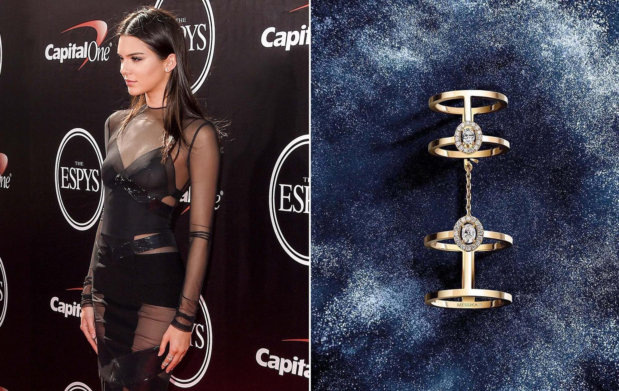 Thương hiệu trang sức khiến Gigi Hadid, Kendal Jenner, Beyoncé, Hailey Baldwin chết mê chết mệt - Ảnh 4.