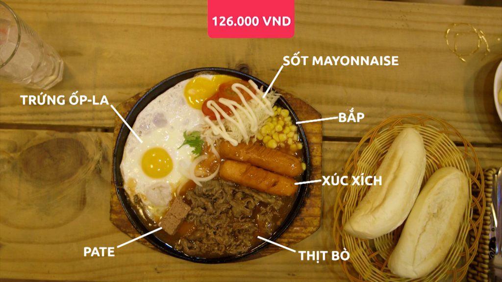 Ổ bánh mì giá 2 triệu đồng tại Sài Gòn được Ngon khó cưỡng phát hiện có gì bên trong? - Ảnh 5.