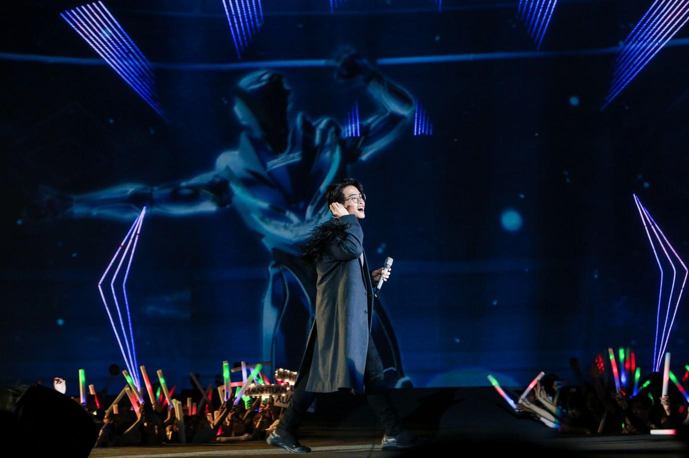 Mỹ Tâm, Hà Anh Tuấn, Noo Phước Thịnh… sẽ khuấy động Hà thành tại đại tiệc âm nhạc công nghệ Hologram - Ảnh 6.