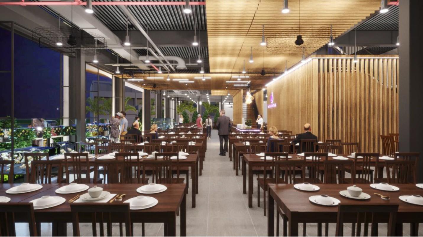 Khám phá trung tâm hải sản mới toanh sang chảnh nhất nhì thành phố Phan Thiết - Ảnh 3.