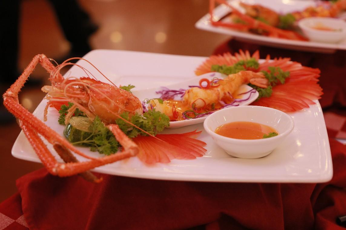 Khám phá trung tâm hải sản mới toanh sang chảnh nhất nhì thành phố Phan Thiết - Ảnh 4.