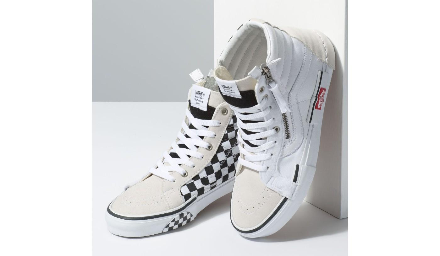 Vans tận dụng triệt để xu hướng Deconstructed tạo nên Cap Collection làm náo loạn cộng đồng Sneakerhead - Ảnh 5.