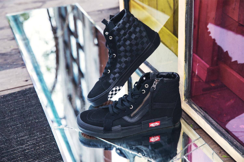 Vans tận dụng triệt để xu hướng Deconstructed tạo nên Cap Collection làm náo loạn cộng đồng Sneakerhead - Ảnh 2.