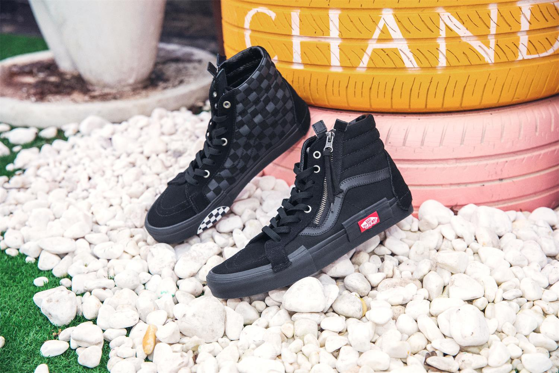 Vans tận dụng triệt để xu hướng Deconstructed tạo nên Cap Collection làm náo loạn cộng đồng Sneakerhead - Ảnh 3.