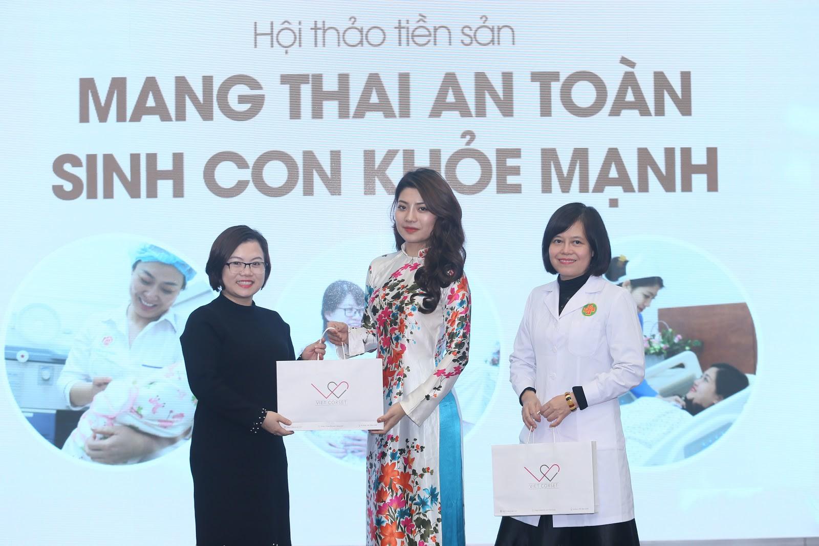 Latex giảm eo made in Việt Nam được giới thiệu hoành tráng tại hội nghị Bệnh viện TƯQĐ 108 - Ảnh 4.