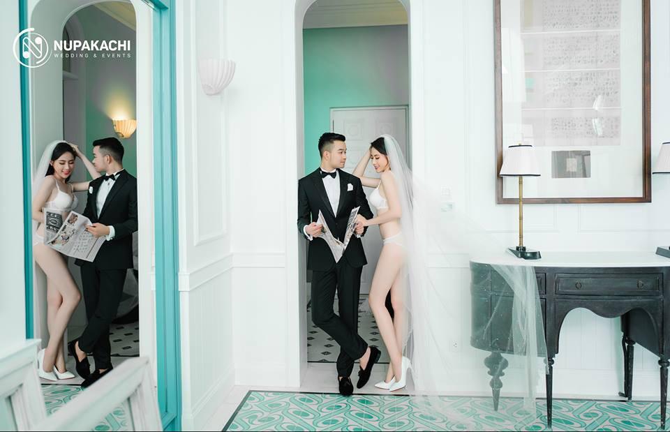 Top 3 studio chụp ảnh cưới đẹp tại Hà Nội - Ảnh 6.