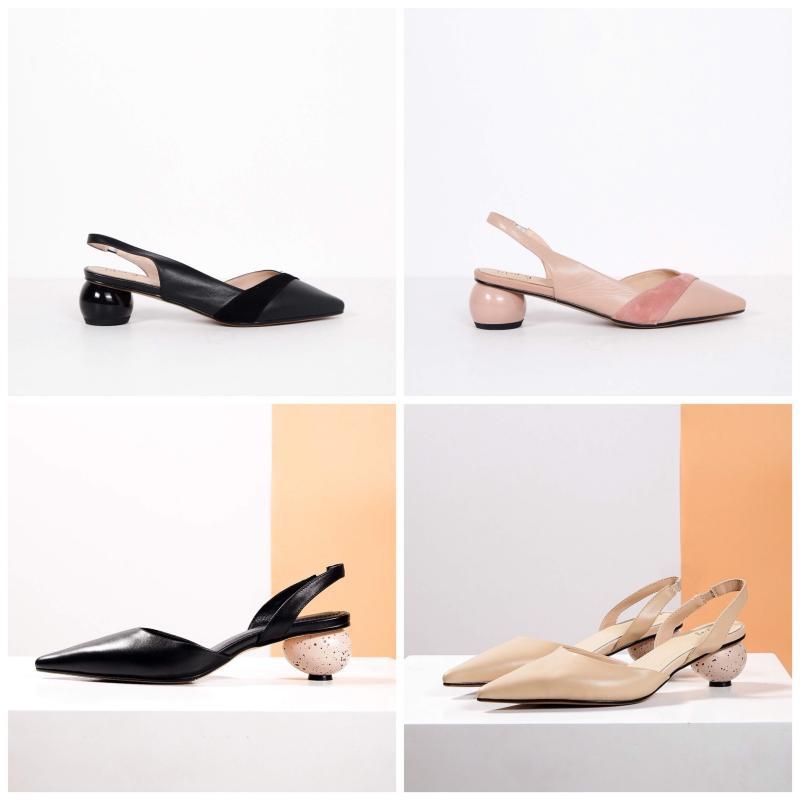 Chọn giày Tết sành điệu như fashionista - Ảnh 2.
