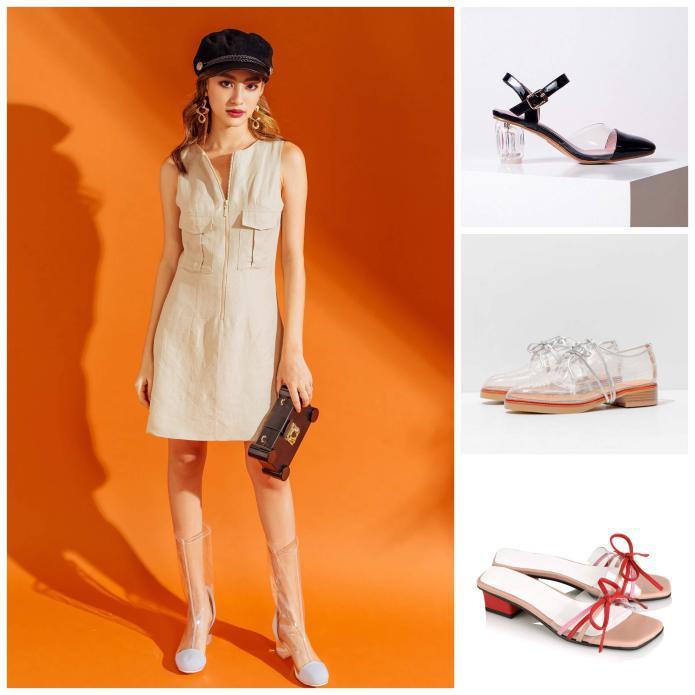 Chọn giày Tết sành điệu như fashionista - Ảnh 6.