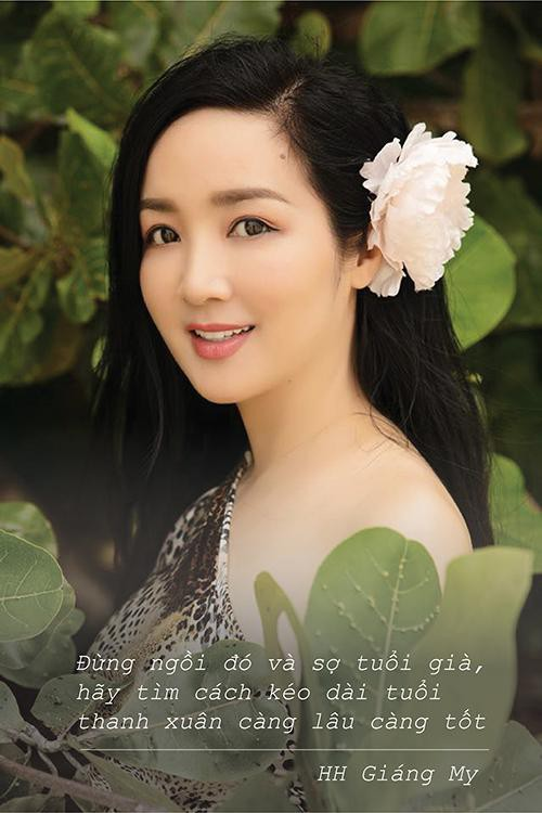 Loạt sao Việt bày tỏ sự đồng cảm với nỗi sợ già của phụ nữ ngày Tết - Ảnh 3.