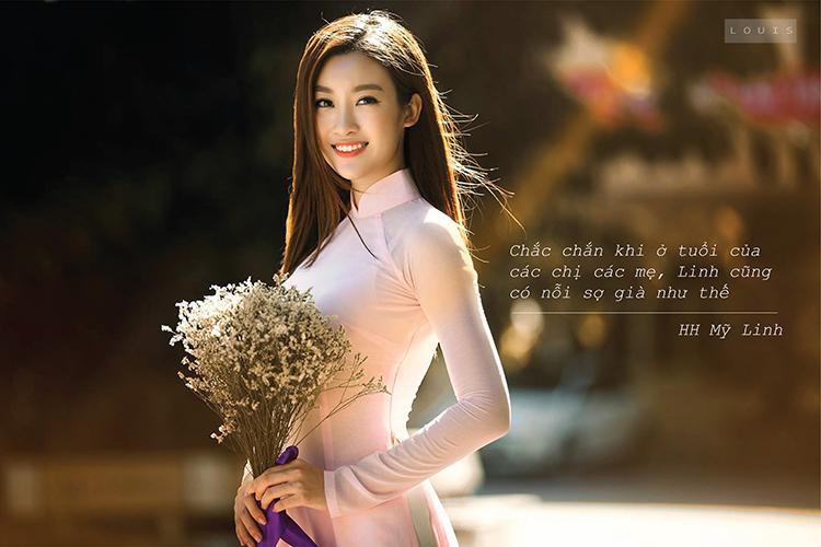 Loạt sao Việt bày tỏ sự đồng cảm với nỗi sợ già của phụ nữ ngày Tết - Ảnh 7.