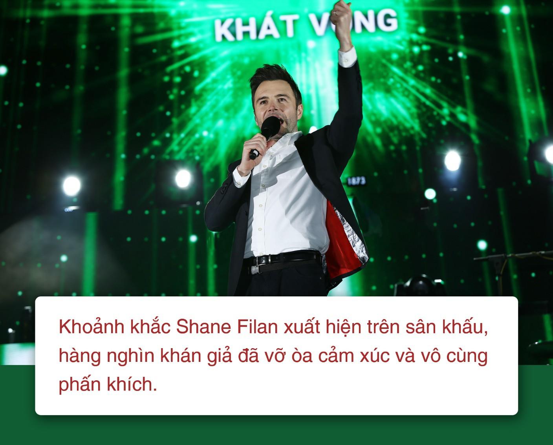 Shane Filan làm sống dậy hồi ức thanh xuân của hàng vạn trái tim yêu âm nhạc Việt - Ảnh 2.