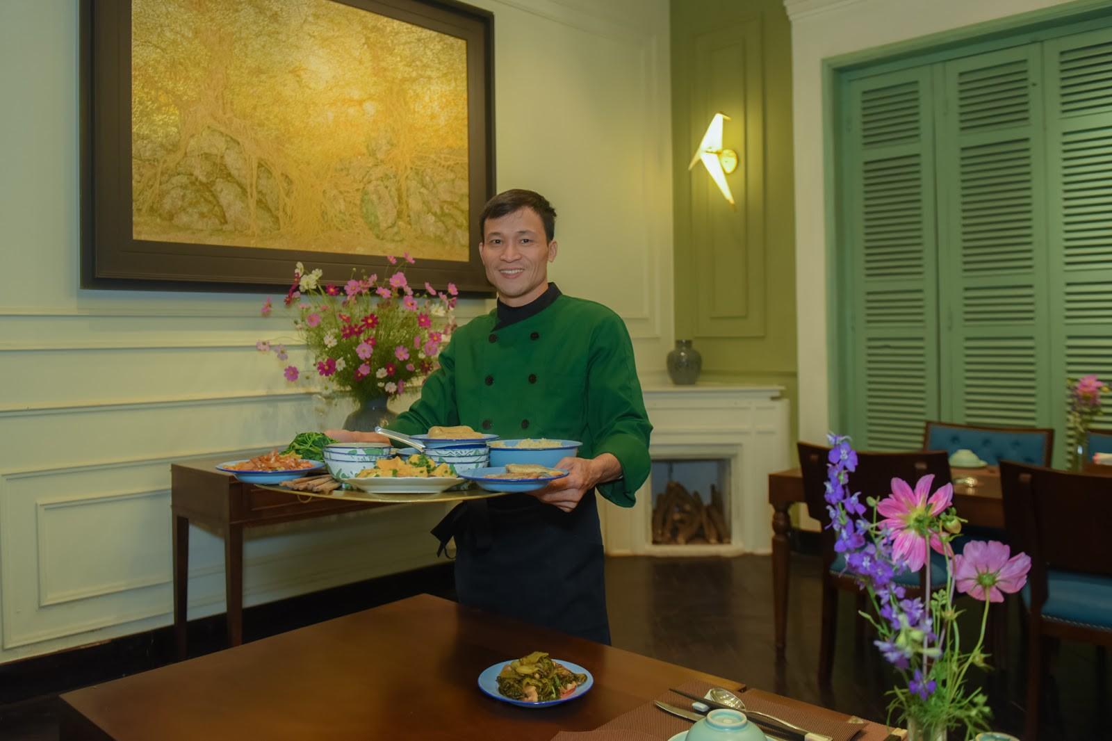 """Không chỉ món bao cấp, các đầu bếp """"Ký ức Hà Nội"""" còn có những món hiện đại cực ngon! - Ảnh 2."""