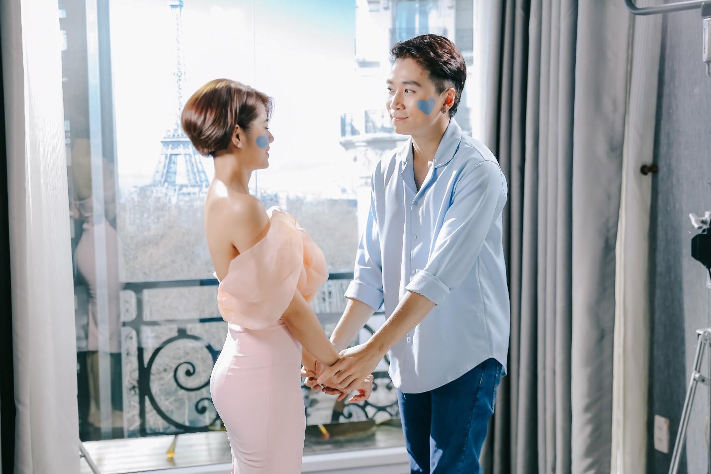 Lộ hình ảnh tình tứ, chẳng lẽ Karik và Đàm Phương Linh đã quay lại với nhau? - Ảnh 4.