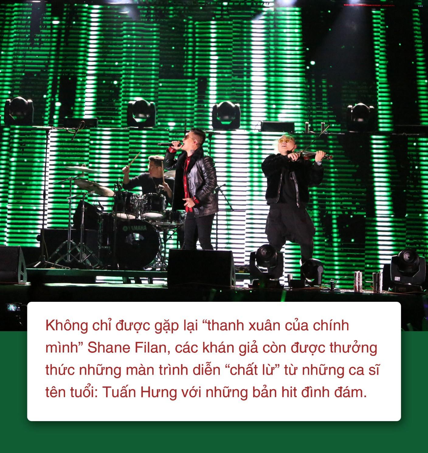 Shane Filan làm sống dậy hồi ức thanh xuân của hàng vạn trái tim yêu âm nhạc Việt - Ảnh 6.