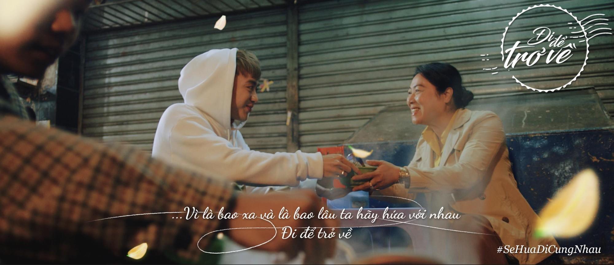 """Soobin Hoàng Sơn và Tiên Cookie, Da LAB tiếp tục hành trình """"Đi Để Trở Về, gửi gắm nỗi nhớ nhung thật khác trên hành trình mới - Ảnh 7."""