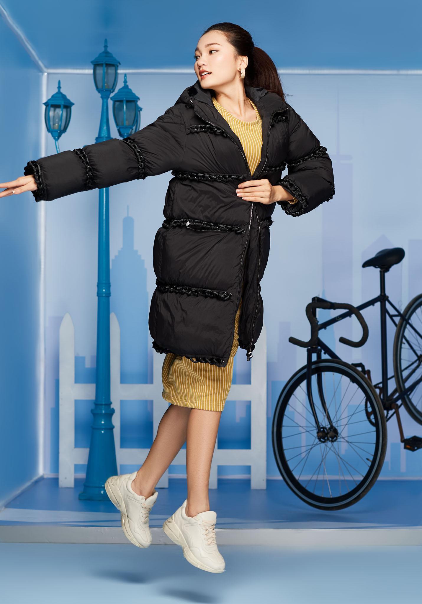 Làn gió mới cho thời trang công sở với những chuyển động cá tính - Ảnh 8.