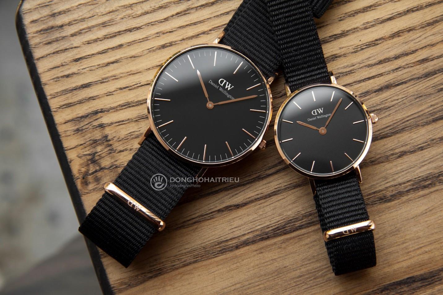 10 lựa chọn đồng hồ DW cặp giá rẻ ngày Valentine - Ảnh 1.