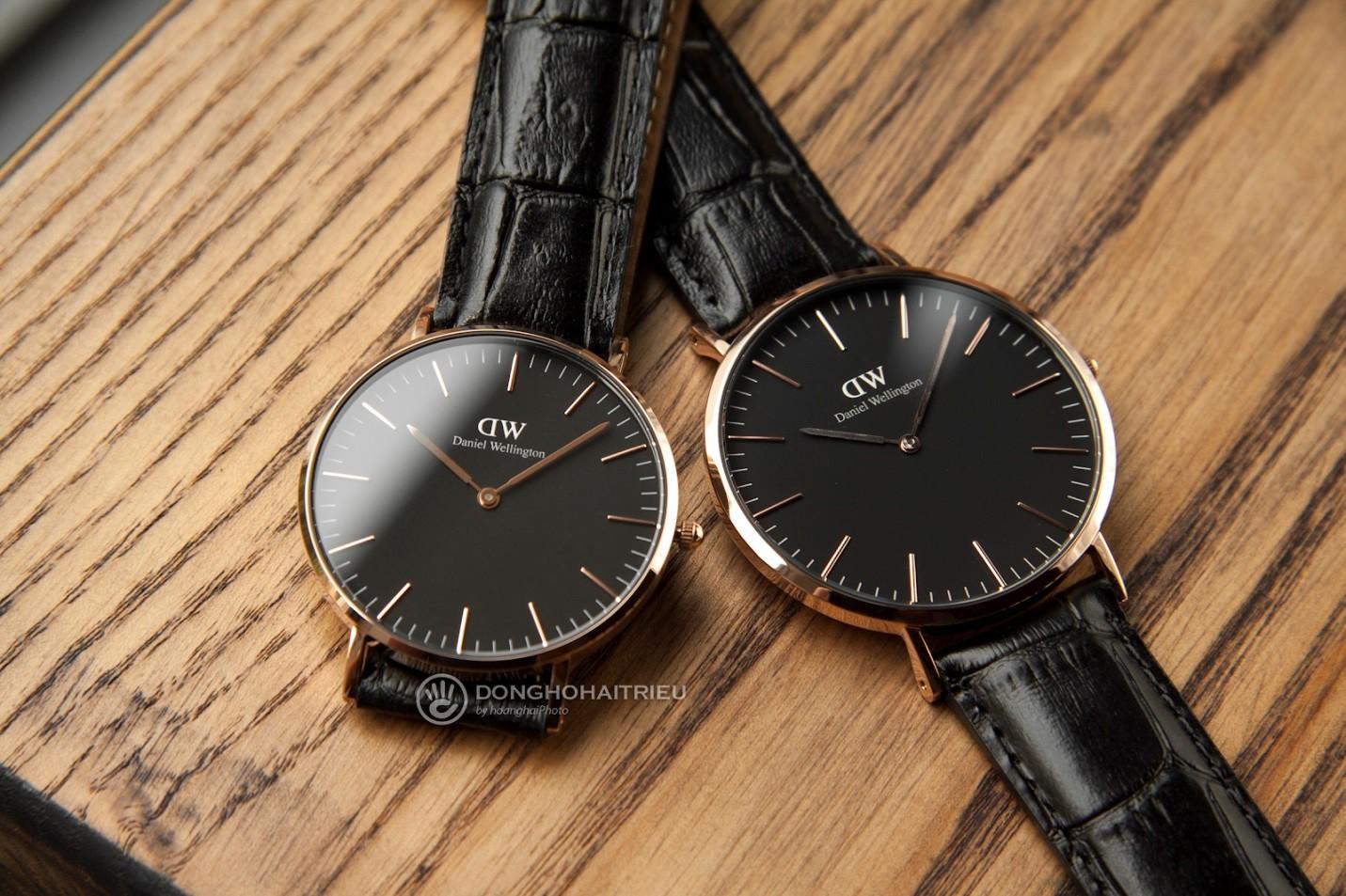 10 lựa chọn đồng hồ DW cặp giá rẻ ngày Valentine - Ảnh 4.