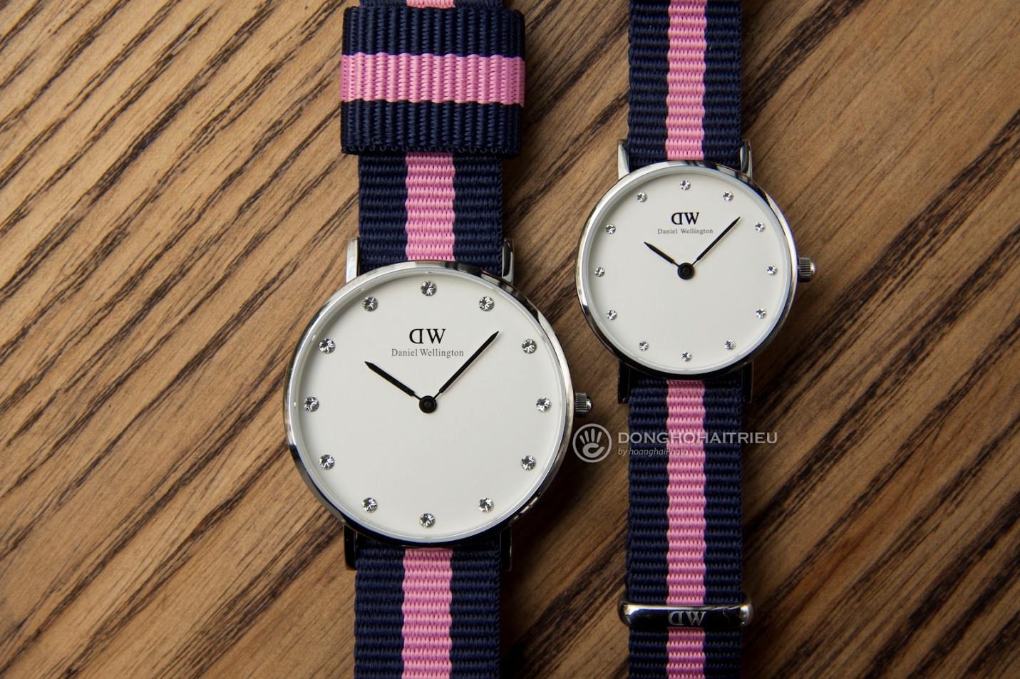 10 lựa chọn đồng hồ DW cặp giá rẻ ngày Valentine - Ảnh 5.