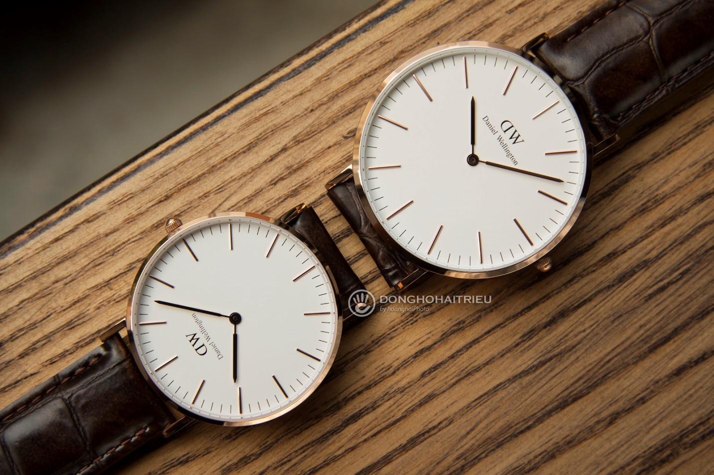 10 lựa chọn đồng hồ DW cặp giá rẻ ngày Valentine - Ảnh 8.