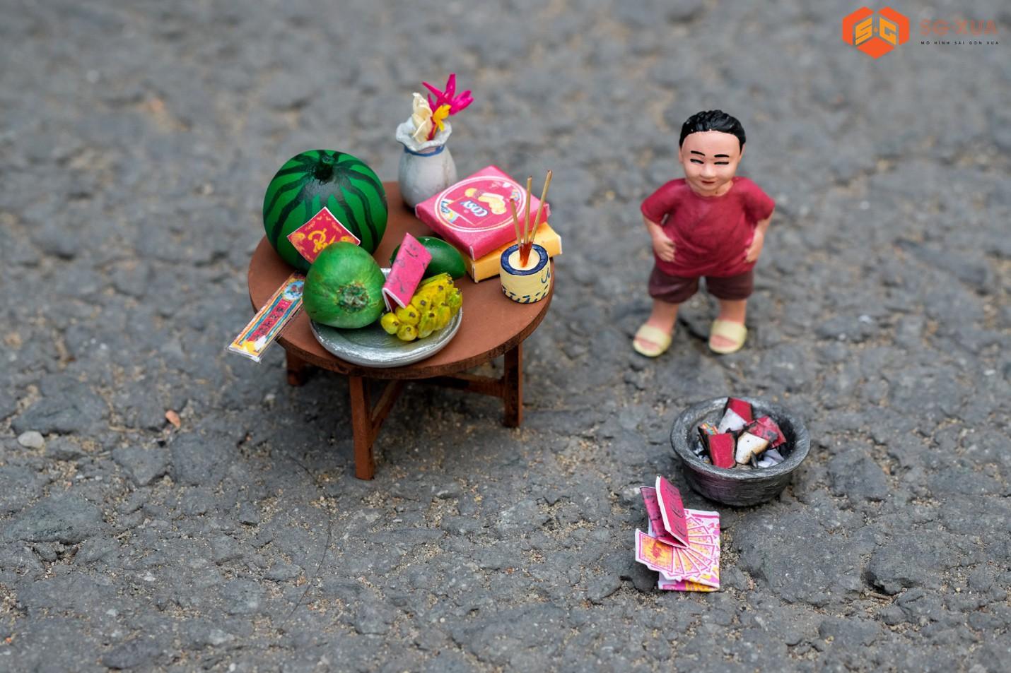 Giới trẻ Sài Gòn đua nhau mua hoài niệm về Tết - Ảnh 5.
