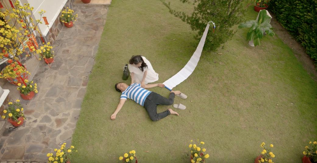 Nhã Phương nức nở trong clip mới: Làm dâu là hết Tết - Ảnh 4.