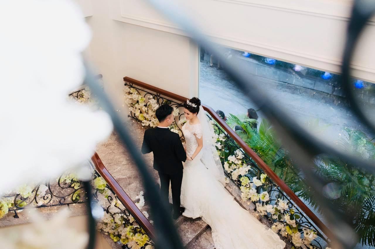 Huyền Trang Bất Hối chốt hạ năm 2018 bằng đám cưới cực viên mãn - Ảnh 1.