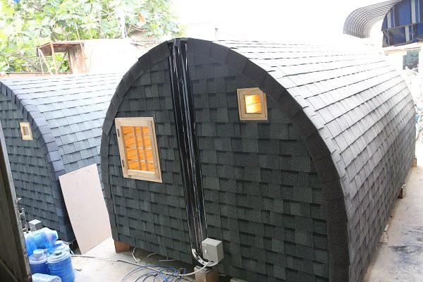 Ngôi nhà thông minh bằng gỗ có giá từ 140 triệu đồng có thể di chuyển dễ dàng ở Việt Nam - Ảnh 2.
