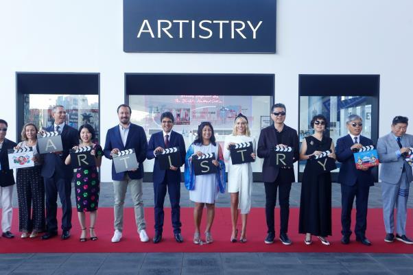 Artistry tiếp tục là nhà tài trợ kim cương Liên hoan phim quốc tế Busan 2019 - ảnh 1