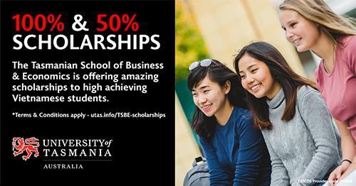 Học bổng Úc lên tới 50 - 100% ngành Kinh doanh Kỹ thuật cùng Đại học Tasmania - Ảnh 2.