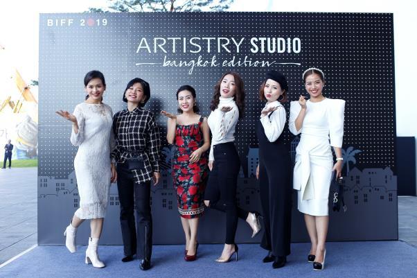 Artistry tiếp tục là nhà tài trợ kim cương Liên hoan phim quốc tế Busan 2019 - ảnh 3
