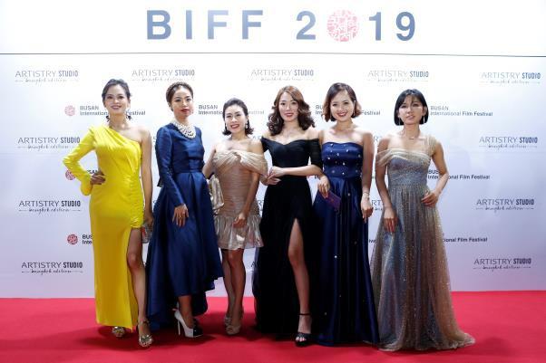 Artistry tiếp tục là nhà tài trợ kim cương Liên hoan phim Quốc tế Busan 2019 - Ảnh 4.