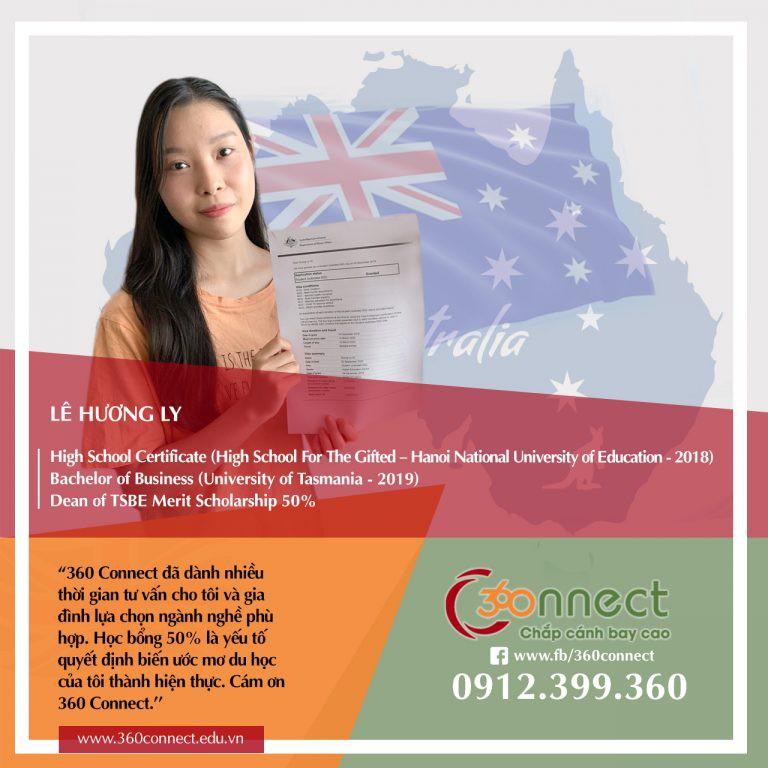Học bổng Úc lên tới 50 - 100% ngành Kinh doanh Kỹ thuật cùng Đại học Tasmania - Ảnh 4.