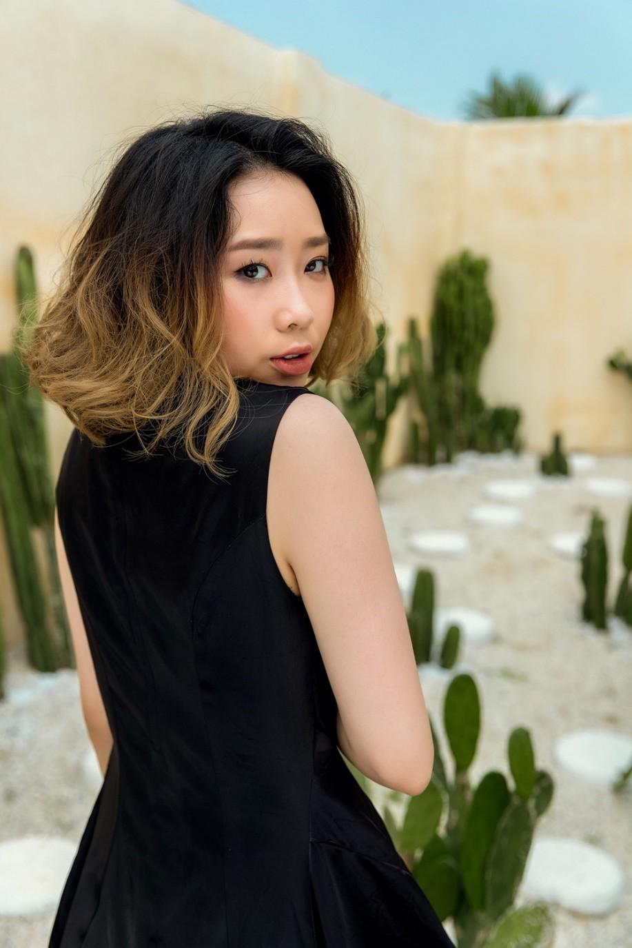 """Gặp gỡ cô nàng du học sinh """"mặc chất"""" như fashionista khiến NTK Văn Thành Công xao xuyến - Ảnh 6."""