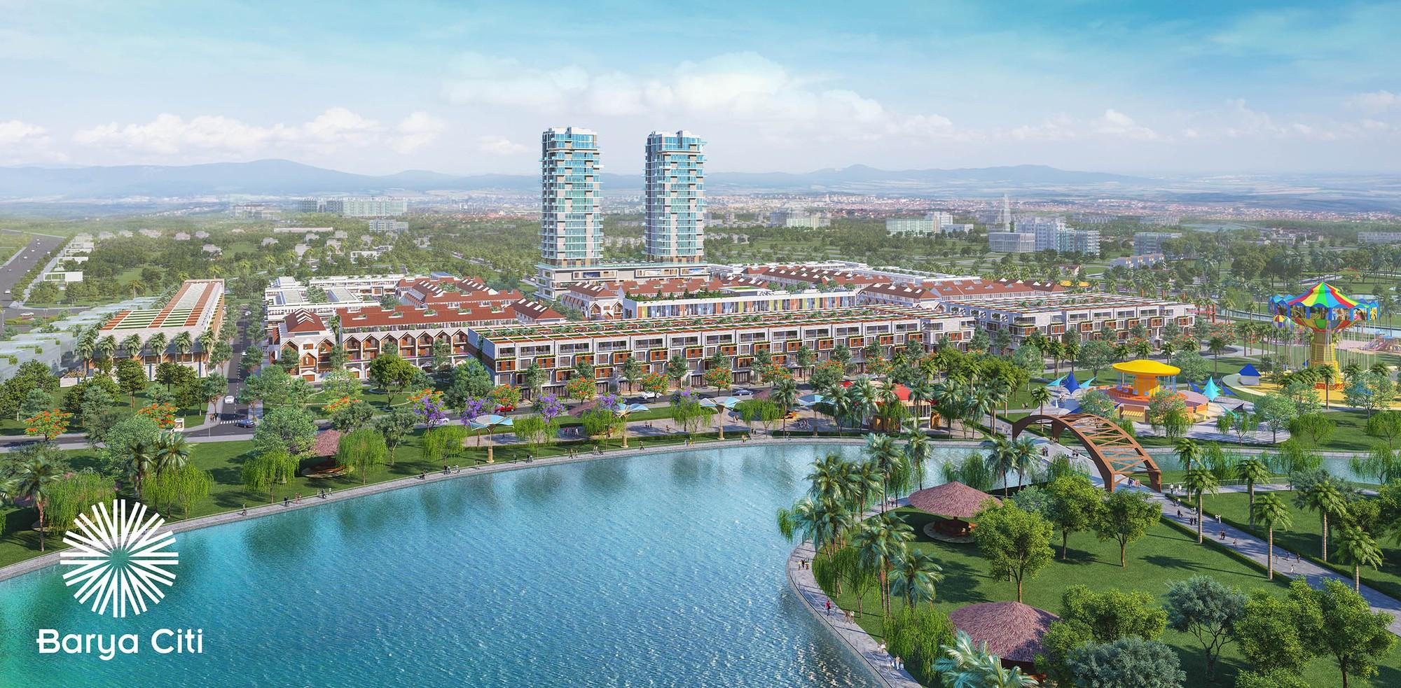 Danh Khôi Holdings và bài toán phát triển khu đô thị kiểu mẫu hàng đầu tại Thành phố Bà Rịa - Ảnh 5.