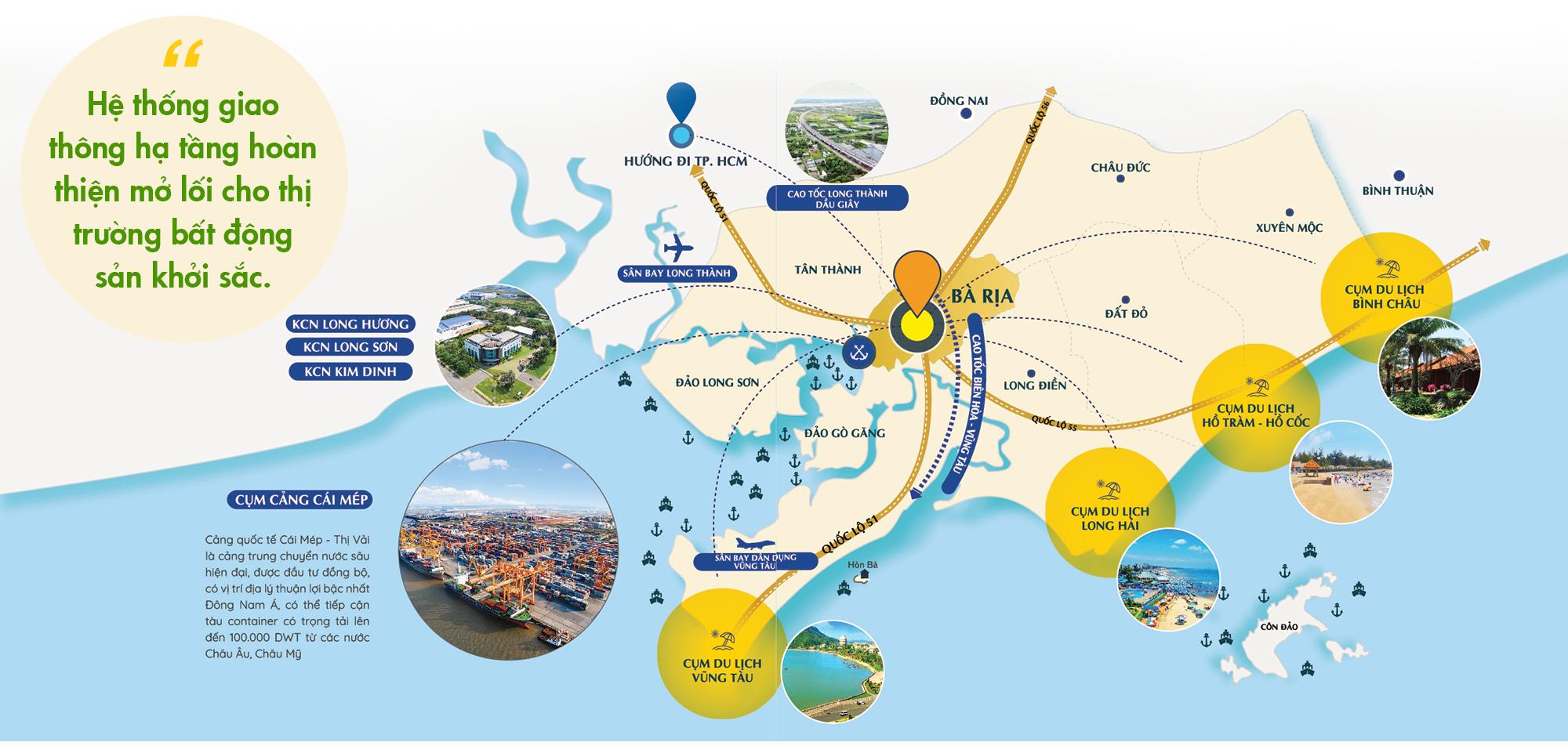 Danh Khôi Holdings và bài toán phát triển khu đô thị kiểu mẫu hàng đầu tại Thành phố Bà Rịa - Ảnh 4.