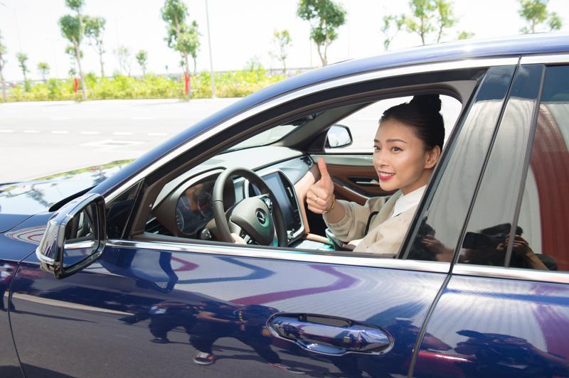 VinFast công bố Ngô Thanh Vân là Đại sứ thương hiệu - Ảnh 2.