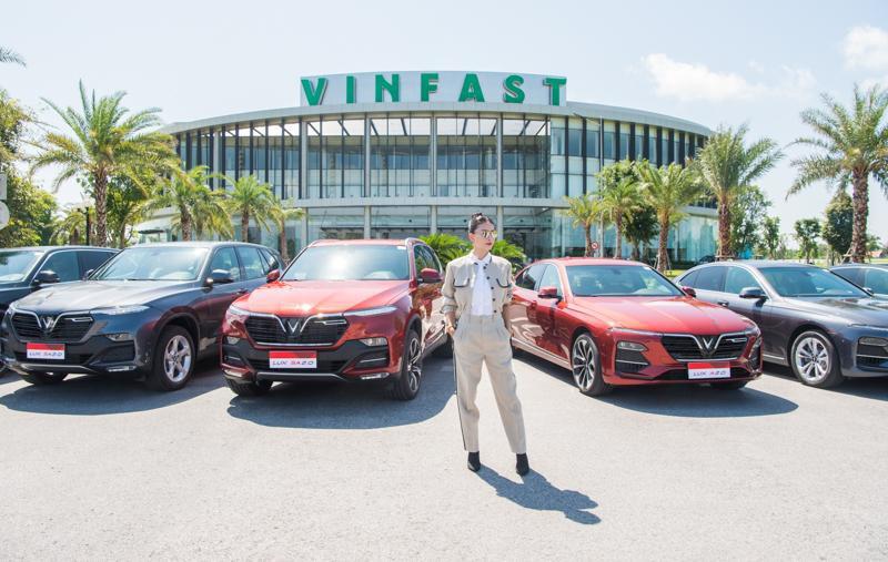 VinFast công bố Ngô Thanh Vân là Đại sứ thương hiệu - Ảnh 4.